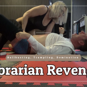 Librarian Revenge